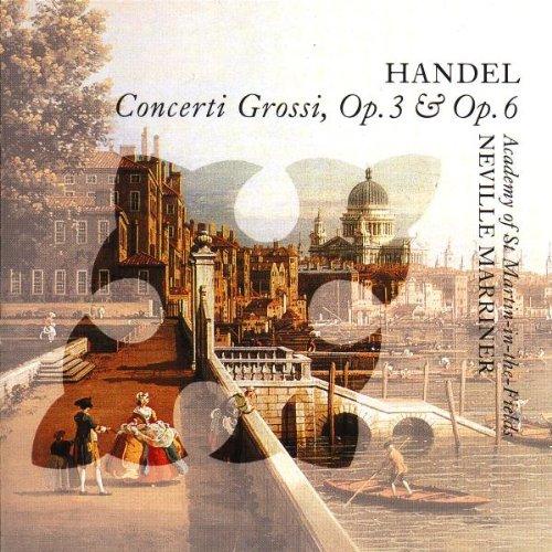 Handel: Concerti Grossi op33, op6