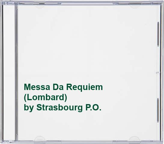 Giuseppe Verdi - Messa Da Requiem (Lombard)