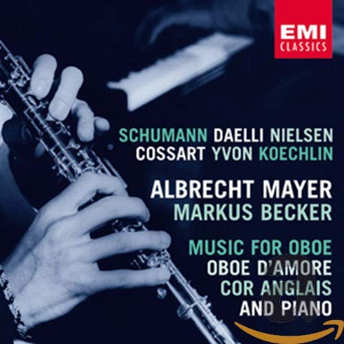 Markus Becker - Music for Oboe By Markus Becker