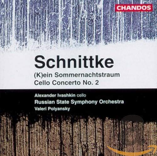Schnittke: Cello Concerto No.2