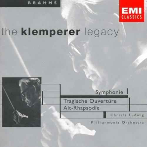 Brahms: Symphony No.1 / Alto Rhapsody / Tragic Overture