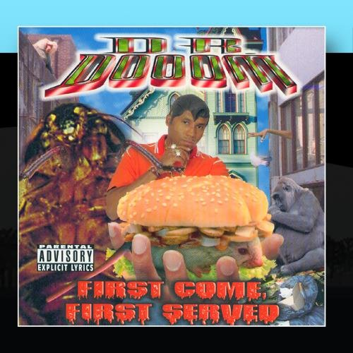 Dr. Dooom - First Come First Served