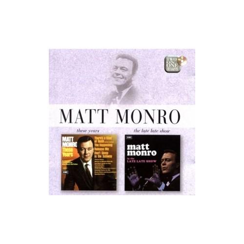 Monro, Matt - These Years / The Late Late Show