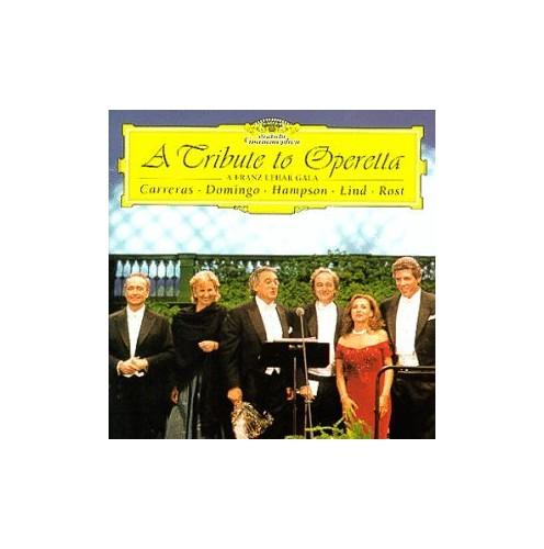 A Tribute to Operetta - A Franz Lehár Gala