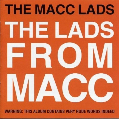 The Macc Lads - The Lads from Macc By The Macc Lads