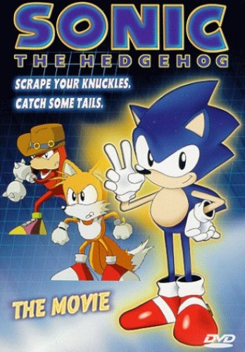 Sonic The Hedgehog - The Movie