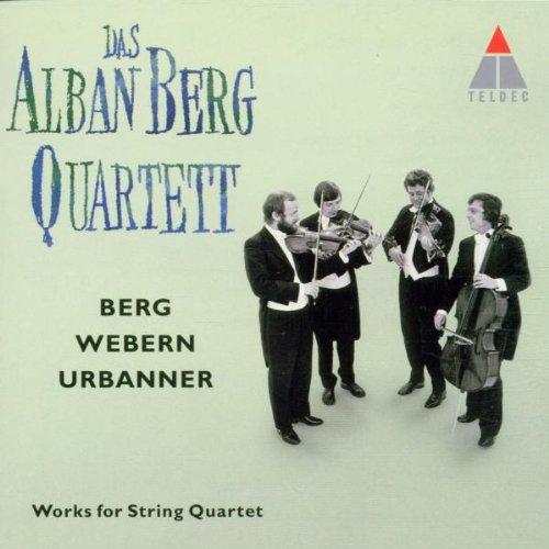 Berg/Webern/Urbanner - String Quartets (Alban Berg Quartett By Berg/Webern/Urbanner