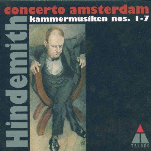 Hindemith: Kammermusik Nos 1-7