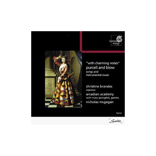 Purcell/Blow: Songs and Instrumental Music