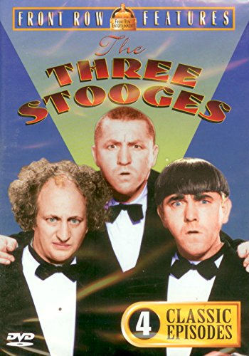 Three Stooges: 4 Classic Episodes