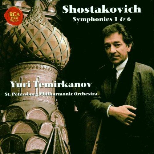 St Petersburg Po - Shostakovich:Sym 1/6