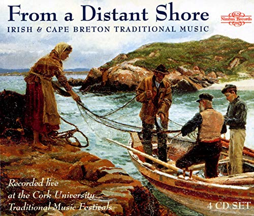 Various Artists - From a Distant Shore - Traditional Irish and Cape Breton Music By Various Artists