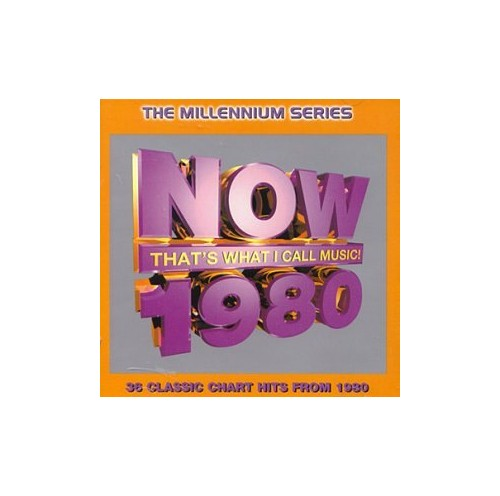 Various Artists - Now That's What I Call Music 1980 - Millennium Series