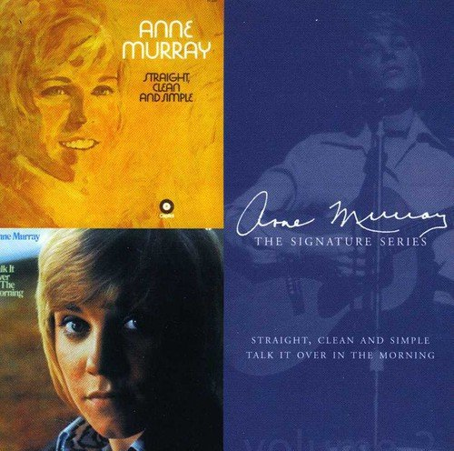 Anne Murray - Straight, Clean & Simple By Anne Murray