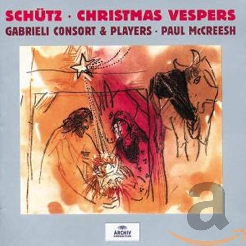 Schütz: Christmas Vespers
