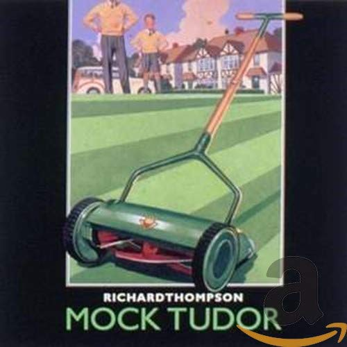 Mock Tudor By Mitchell Froom