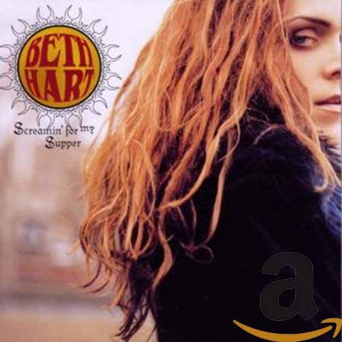Beth Hart - Screamin' For My Supper By Beth Hart