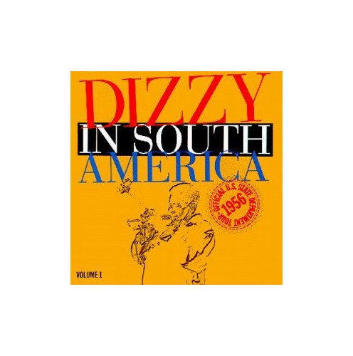 Mitchell - Dizzy in South America