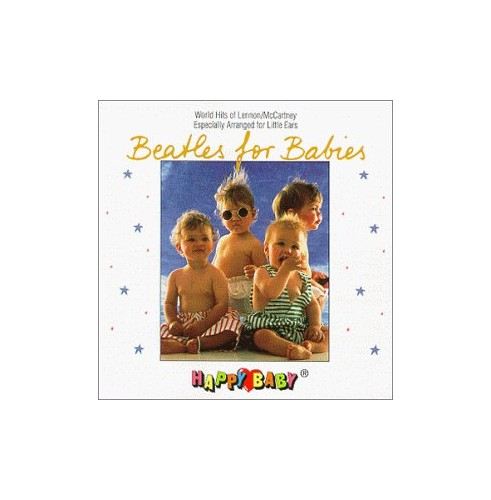 Various Artists - Happy Baby: Beatles For Babies By Various Artists