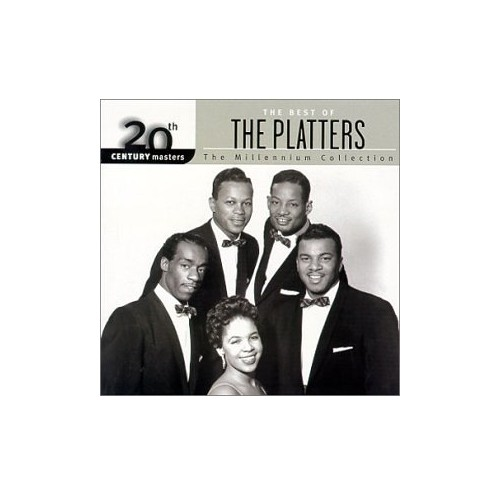 The Platters - The Best Of The Platters-20th Century Masters By The Platters