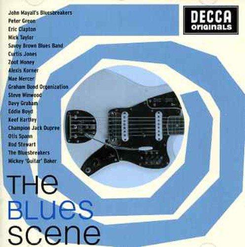 Blues Scene By Dorian Wathen