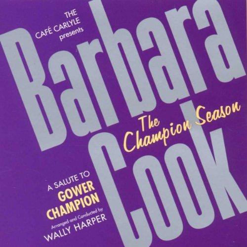 Barbara Cook - The Champion Season
