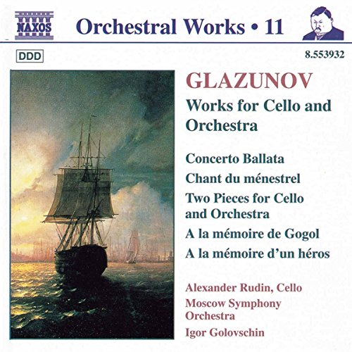 Glazunov - Orchestral Works, Vol 11