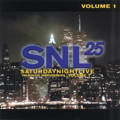 Various Artists - SNL25: Saturday Night Live: The Musical Performances: Volume 1