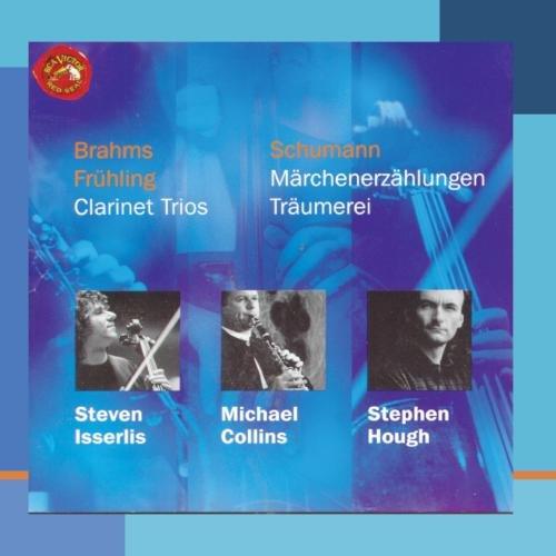 Stephen Hough - Clarinet Trios: Brahms / Fruhling  /Schumann: Marchenerzahlungen / Traumerei By Stephen Hough