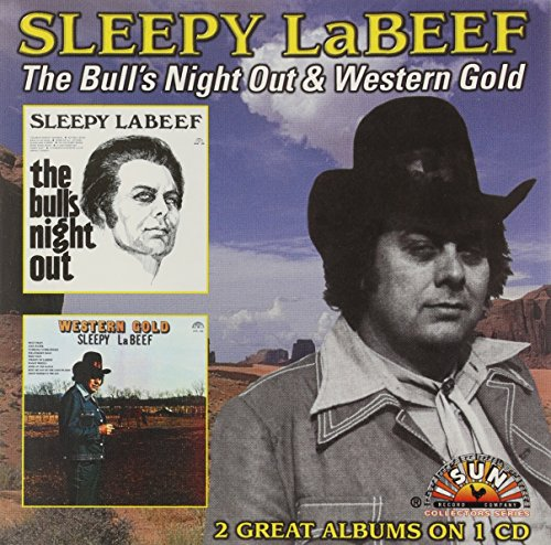 Sleepy Labeef - The Bull's Night Out/Western Gold