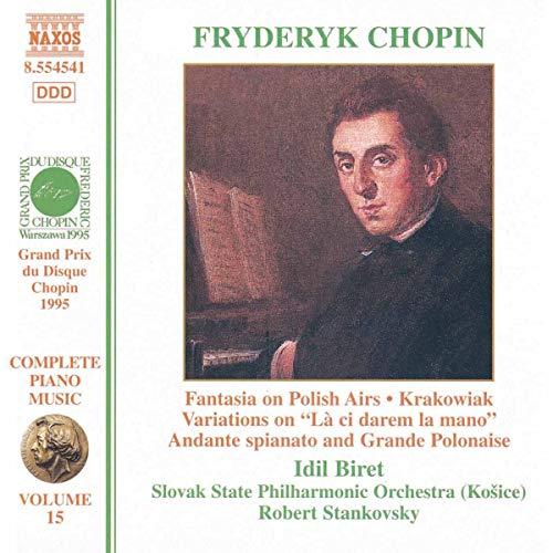 Chopin: Piano Music, Vol.15