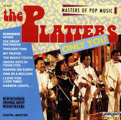 Platters - Only You By Platters
