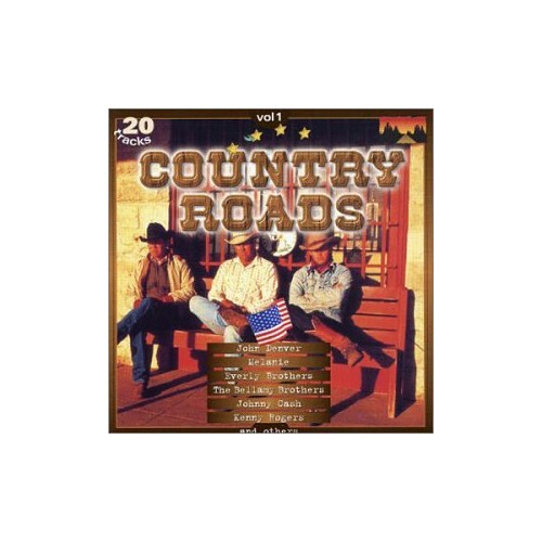 Various - Country Roads Vol 1