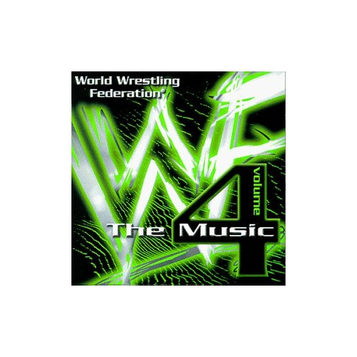 Wwe - Music 4 By Wwe