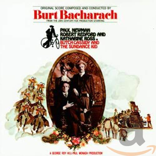 Burt Bacharach B.J. Thomas - Butch Cassidy and the Sundance Kid