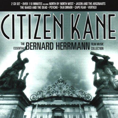 City of Prague Orchestra/Bateman - Citizen Kane: The Essential Bernard Herrmann Film Music Collectio