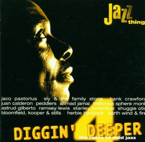 Various - Diggin Deeper Volume 4 By Various