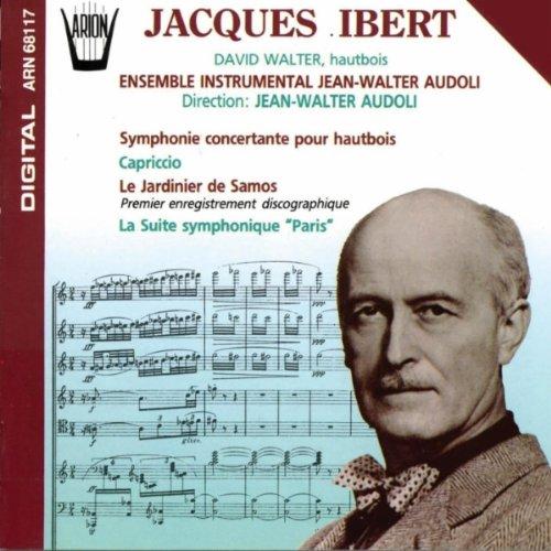 Ens Instrumental Audoli - Ibert: Symphonie Concertante By Ens Instrumental Audoli
