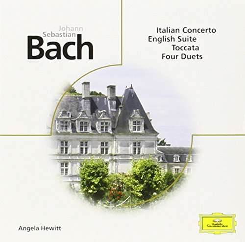 Angela Hewitt - Bach: Keyboard Works - Italian Concerto, English Suite no.6, Toccata in C Minor, and