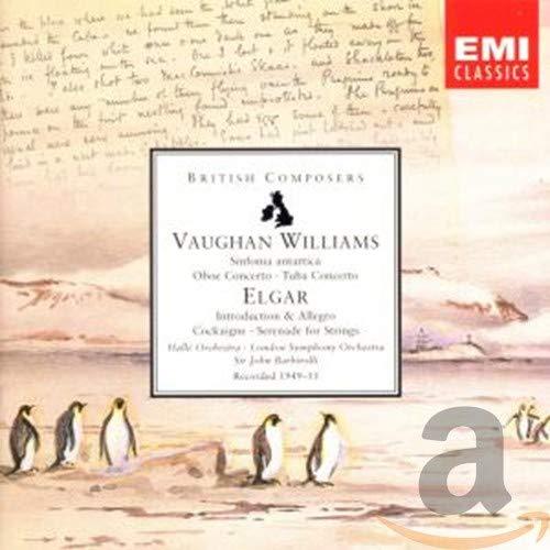 Barbirolli Conducts Elgar and Vaughan Williams