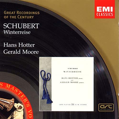 Gerald Moore - Schubert: Winterreise