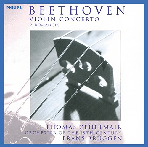 Beethoven: Violin Concerto, 2 Romances
