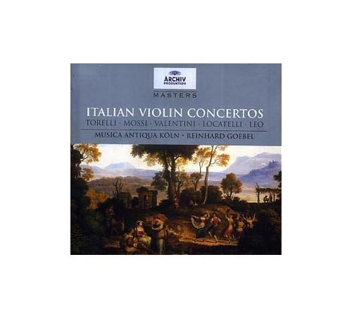 Various Composers - Italian Violin Concertos