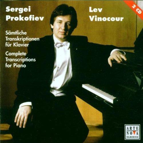 Prokofiev: Transcriptions