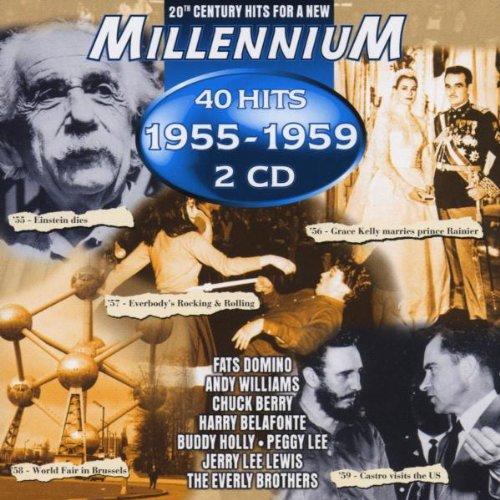 Various - 40 Hits of 1955-1959