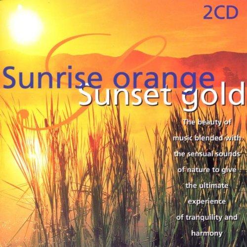 Hughes, Anton - Sunrise Orange Sunset Gold