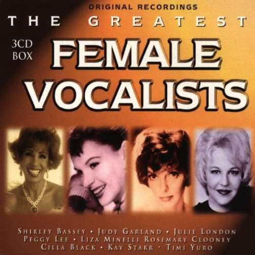 Various Artists - The Greatest Female Vocalists