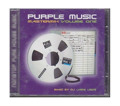 Various/DJ Jamie Lewis - Purple Music Mastermix Vol. 1