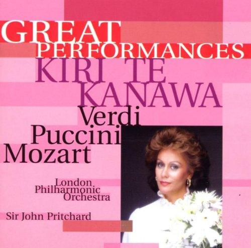 Kiri Te Kanawa - Famous Opera Arias and Songs