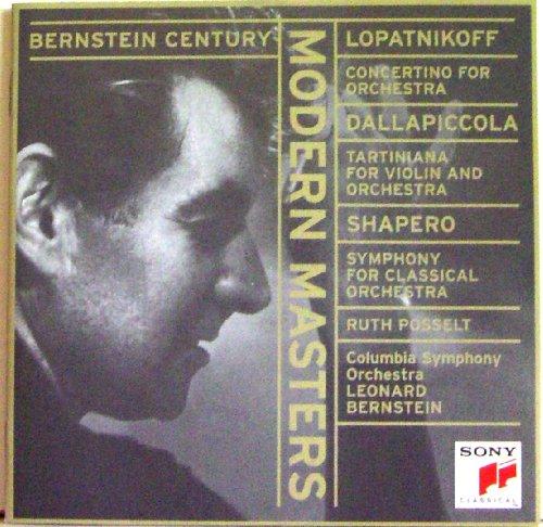 Bernstein - Modern Masters By Bernstein